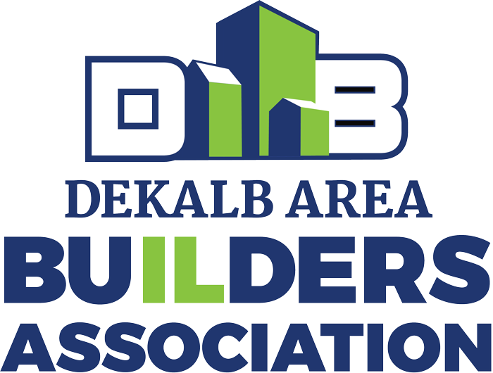 DeKalb Area Builders Association logo